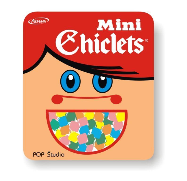 "Mousepad ""Mini Chiclets""  -FRETE GRÁTIS R$28.90"