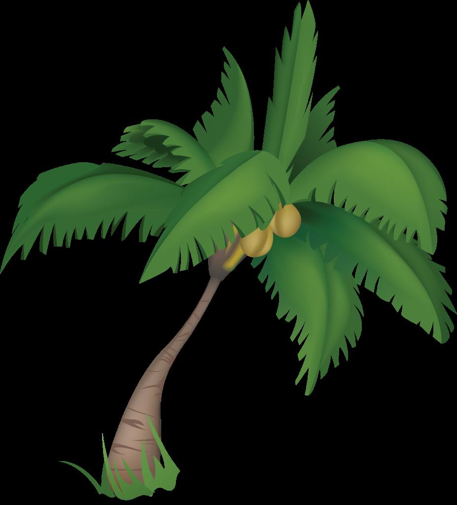 Пальма картинки для детей нарисованные