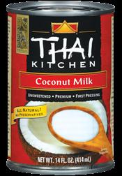 Thai Kitchen Coconut Milk Coconut Milk Recipes Dairy Free
