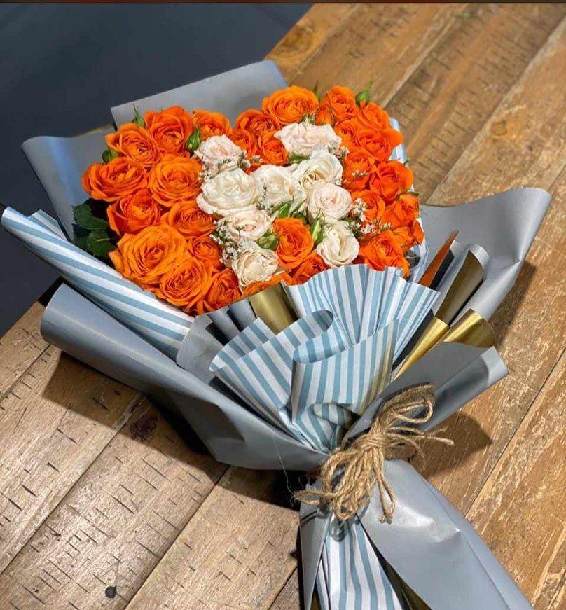 ورد بوكيه جده بوكيهات بنات جده هديه هدايا Gift Flower Flower Gift Gifts For Brother Table Decorations
