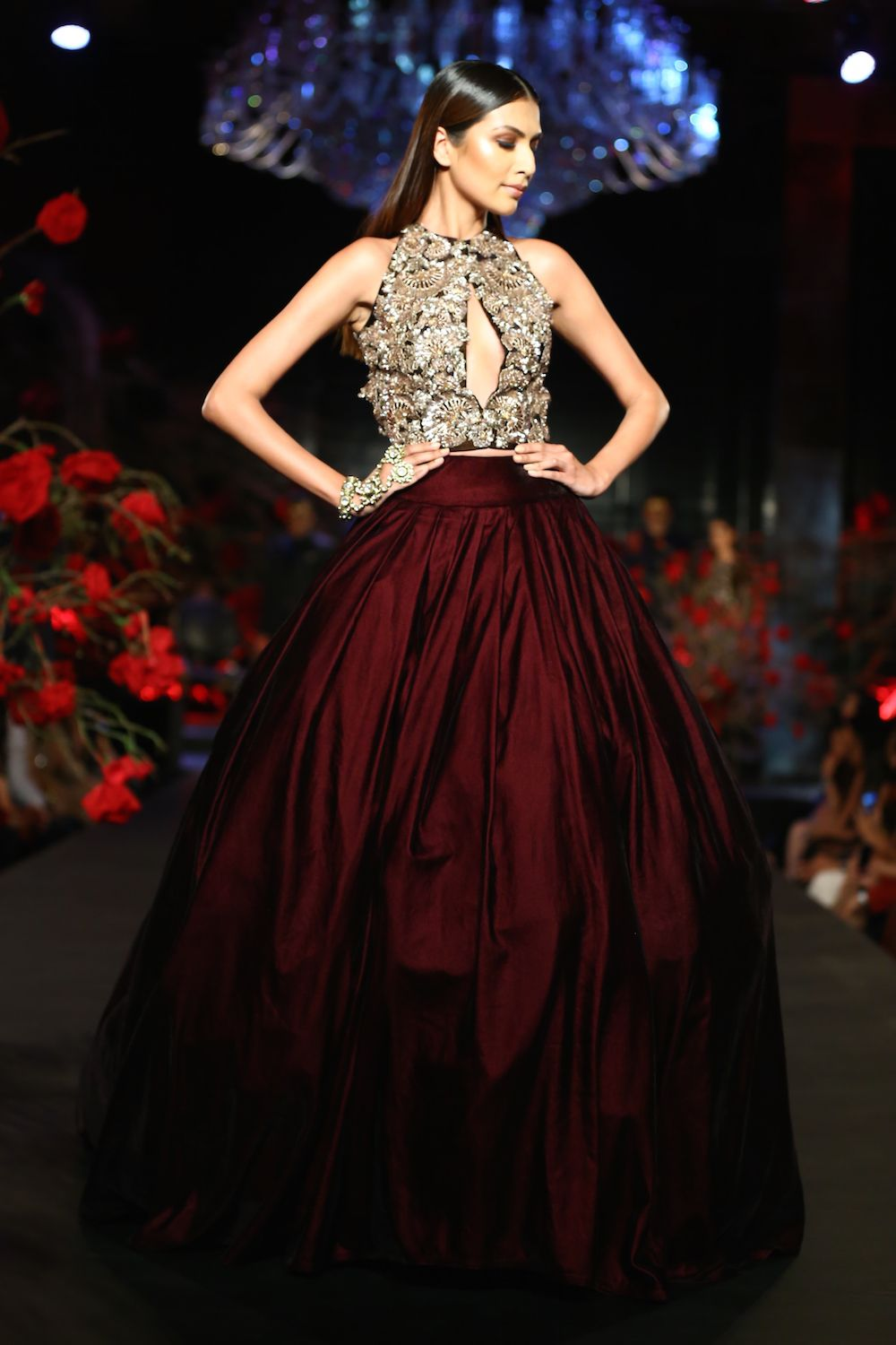 17 Best images about Indo-western Gown on Pinterest | Indian ...