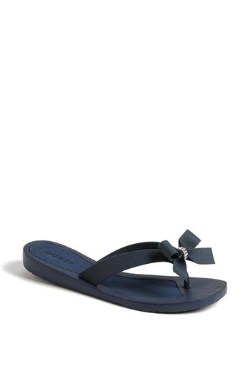 e1aae4c0aa27b GUESS  Tutu  Flip Flop available at  Nordstrom