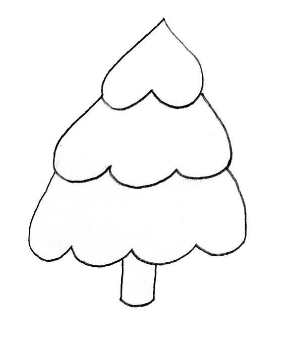 Árbol de #Navidad. | Dibujos para colorear | Pinterest | Colorear ...