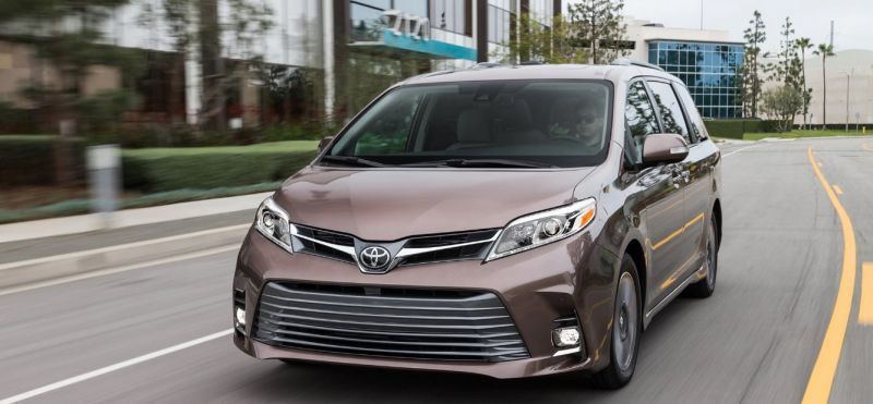 2020 Toyota Sienna Hybrid Fuel Economy Numbers Will See Significant Improvements 2019 Best Minivan Mini Van Toyota Sienna Toyota
