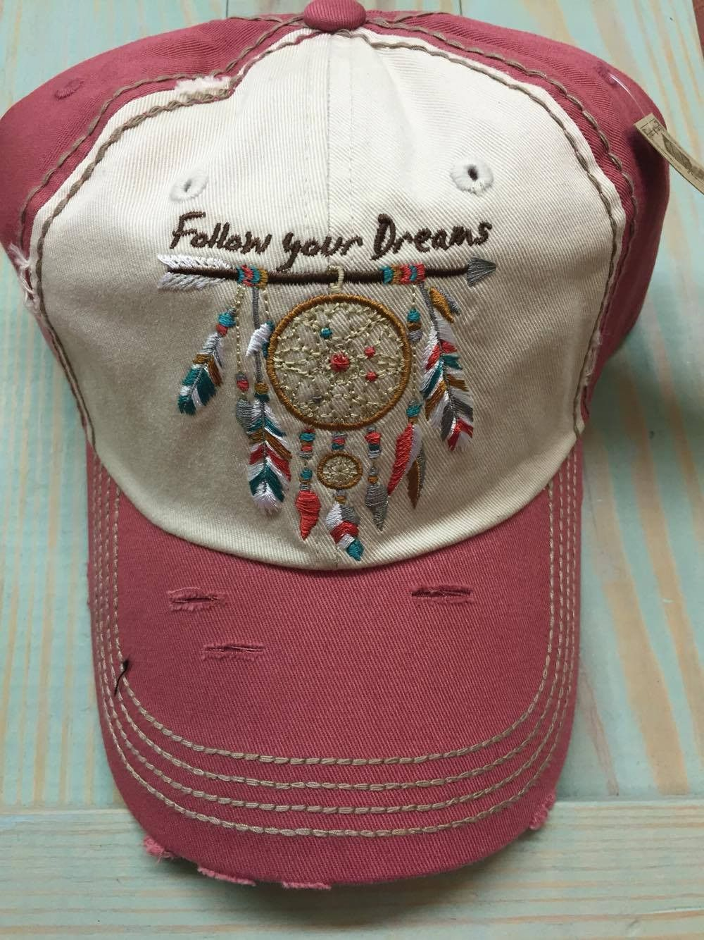 4c58827f Women's Hats | Cute Sayings | Embroidery | Hats, Hats for women ...