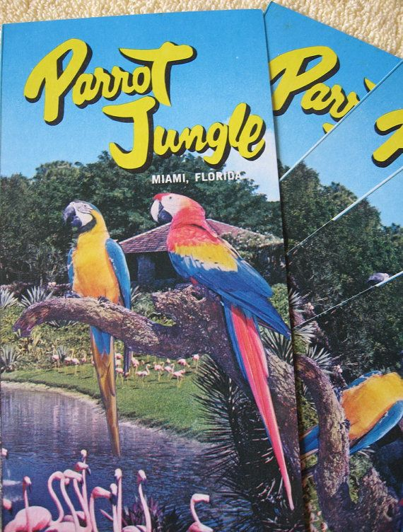 53f2f384dbdd95011c877c7cd590a6a1 - Parrot Jungle And Gardens Miami Fl