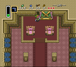The Legend of Zelda: A Link to the Past/Hyrule Castle