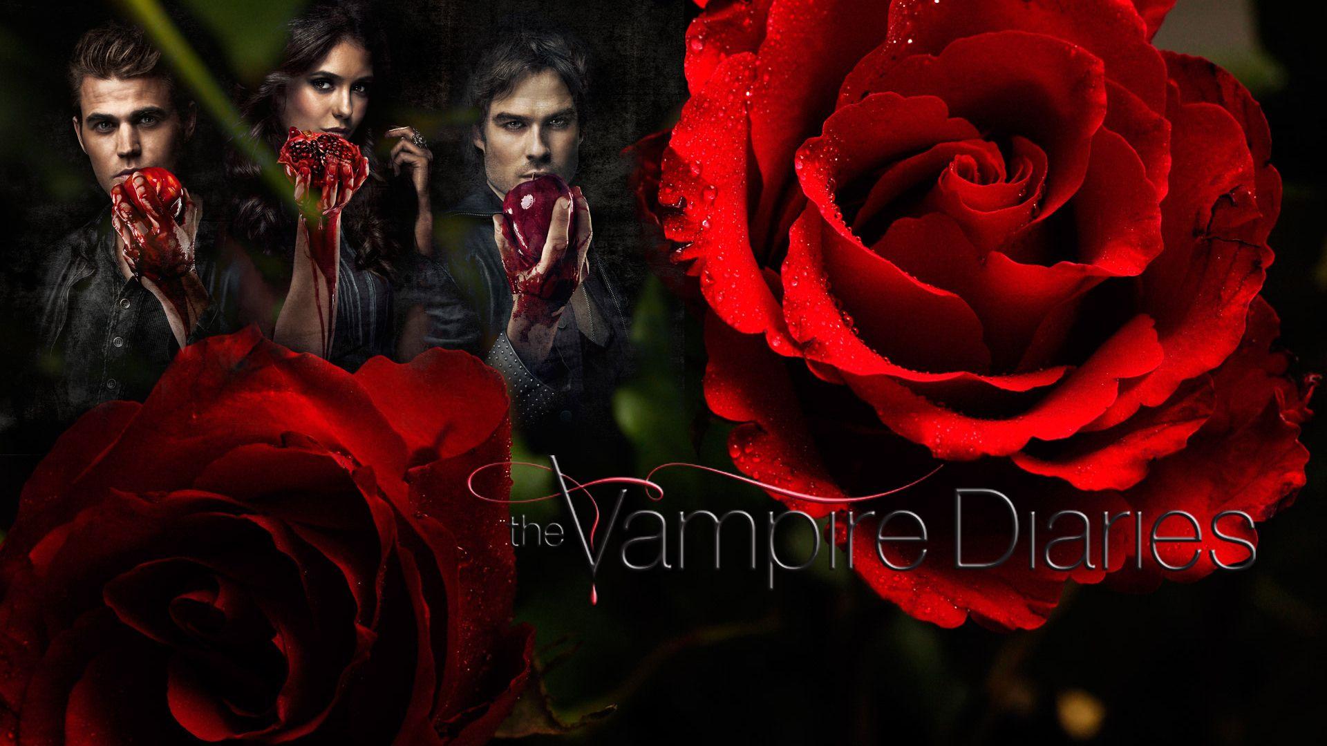 The Vampire Diaries Wallpaper Vampire Diaries Fan Art Vampire Diaries Wallpaper Vampire Diaries Vampire