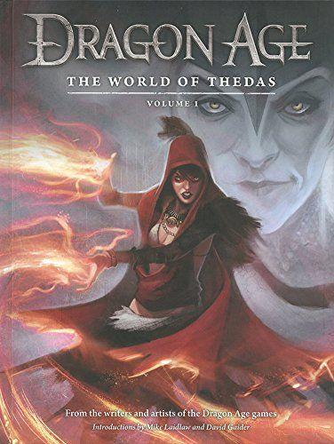 Used Copy Dragon Age The World Of Thedas Volume 1 Various David Gaider 9781616551155 Amazon Com Books Dragon Age Dragon Age Games Dark Horse Comics