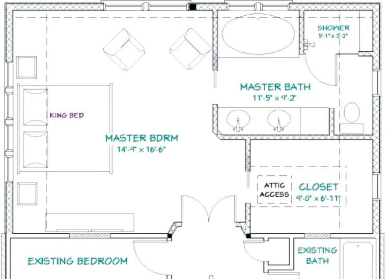Master Bedroom Suite Floor Plans Master Bedroom Addition Master Bathroom Design Layou Master Bedroom Design Layout Master Bedroom Plans Master Suite Floor Plan