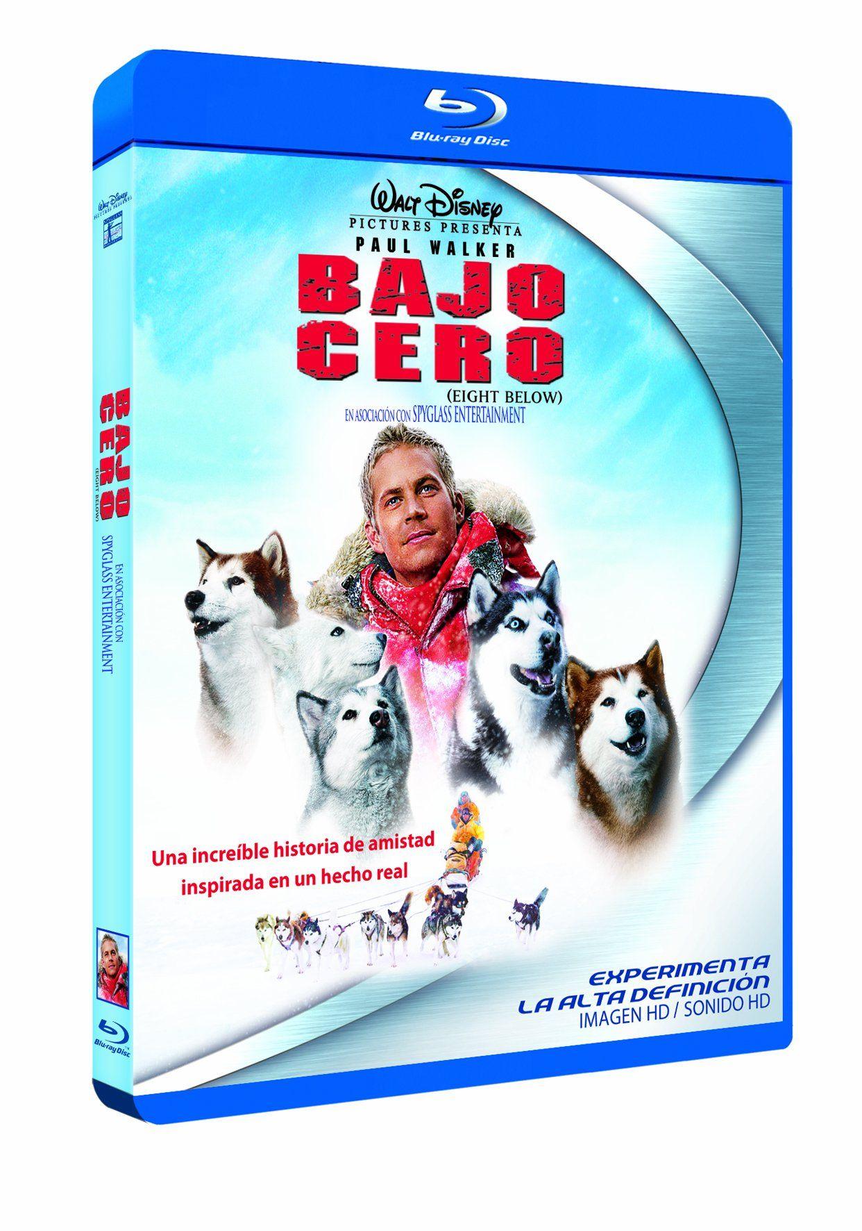 Bajo Cero Eight Below Blu Ray Cero Bajo Ray Blu Peliculas Gratis Peliculas Paul Walker