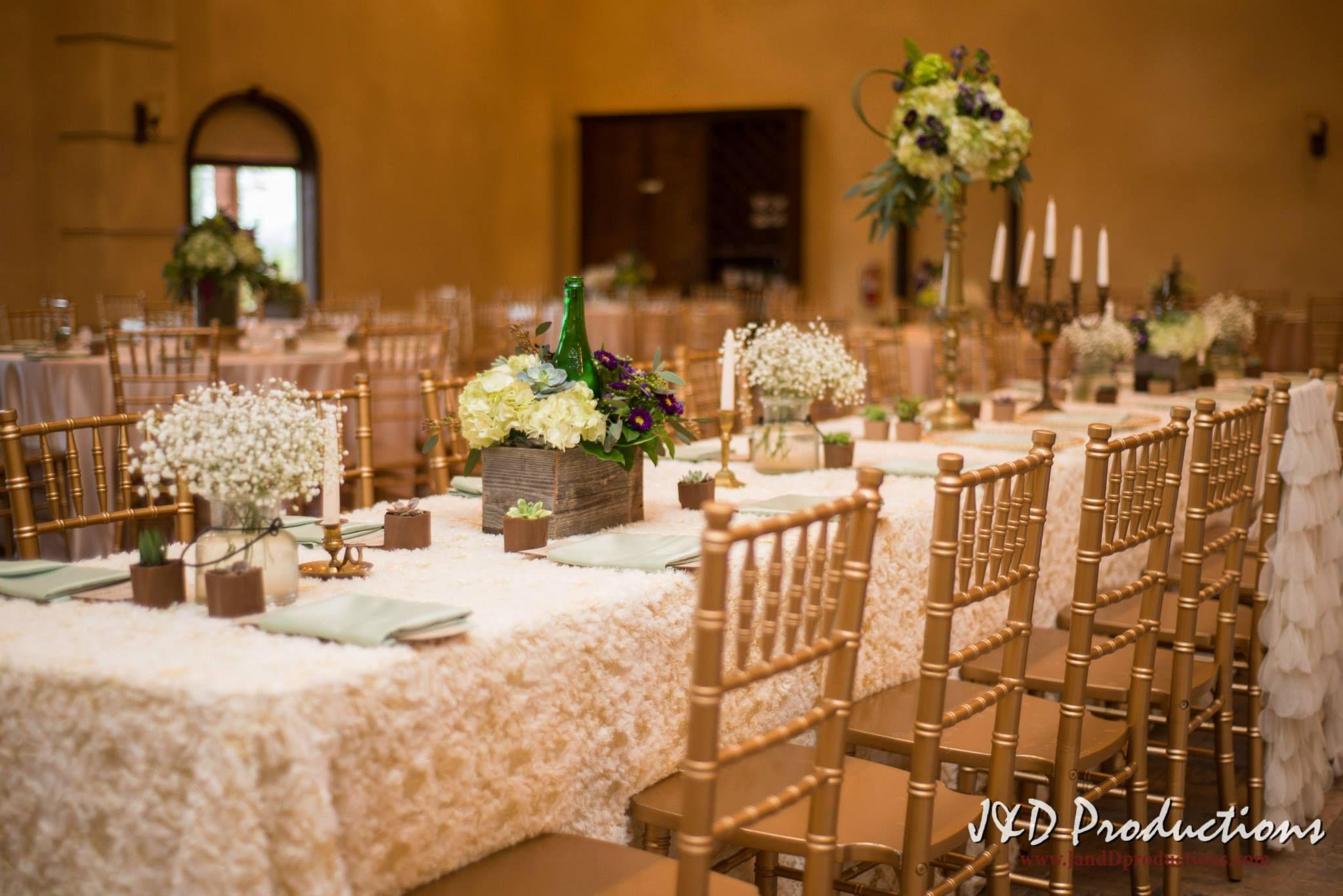 Wedding Centerpieces Outdoor Weddings In Houston Ceremony Clear