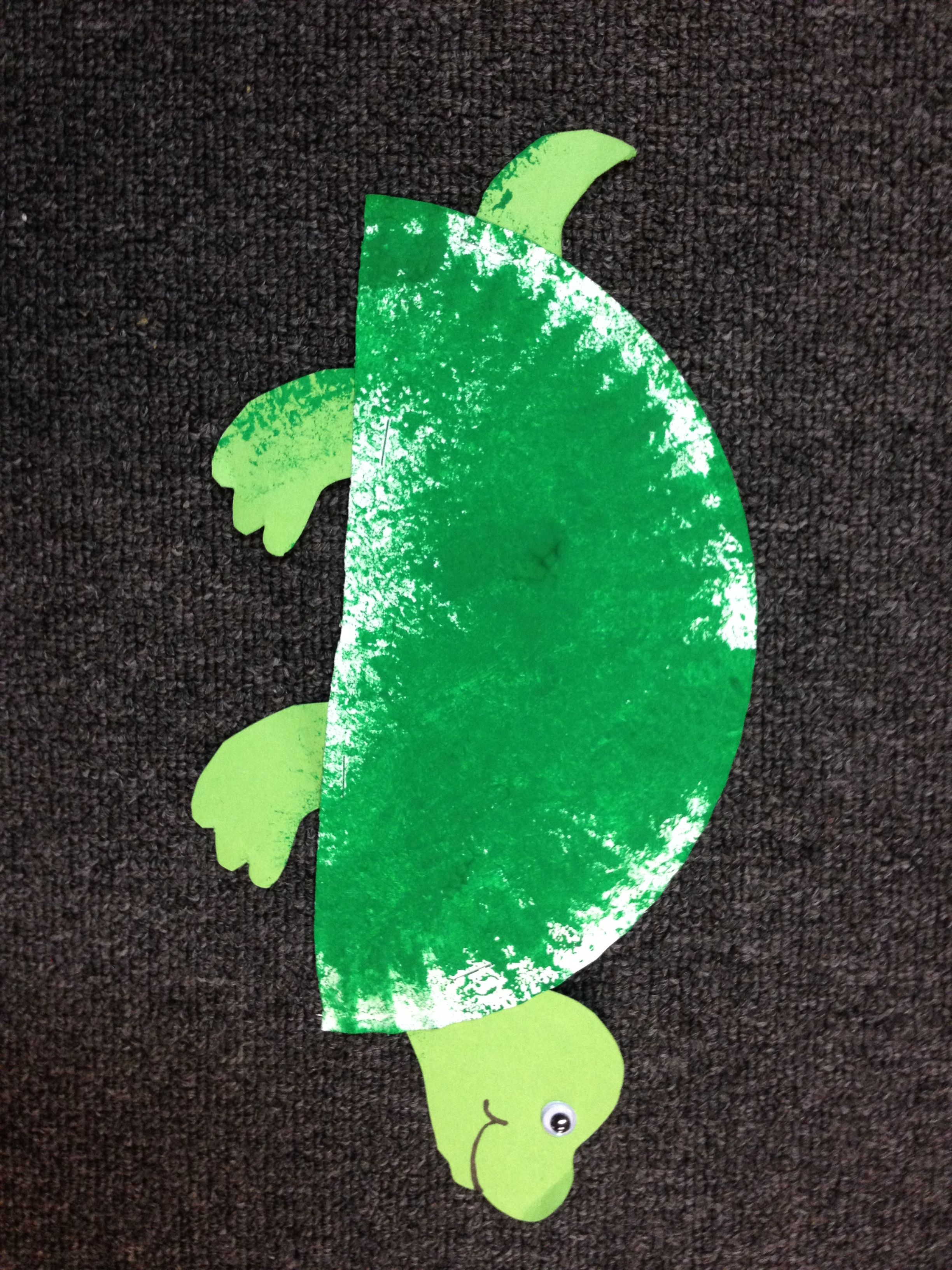 Ninja Turtle Letter T Worksheet