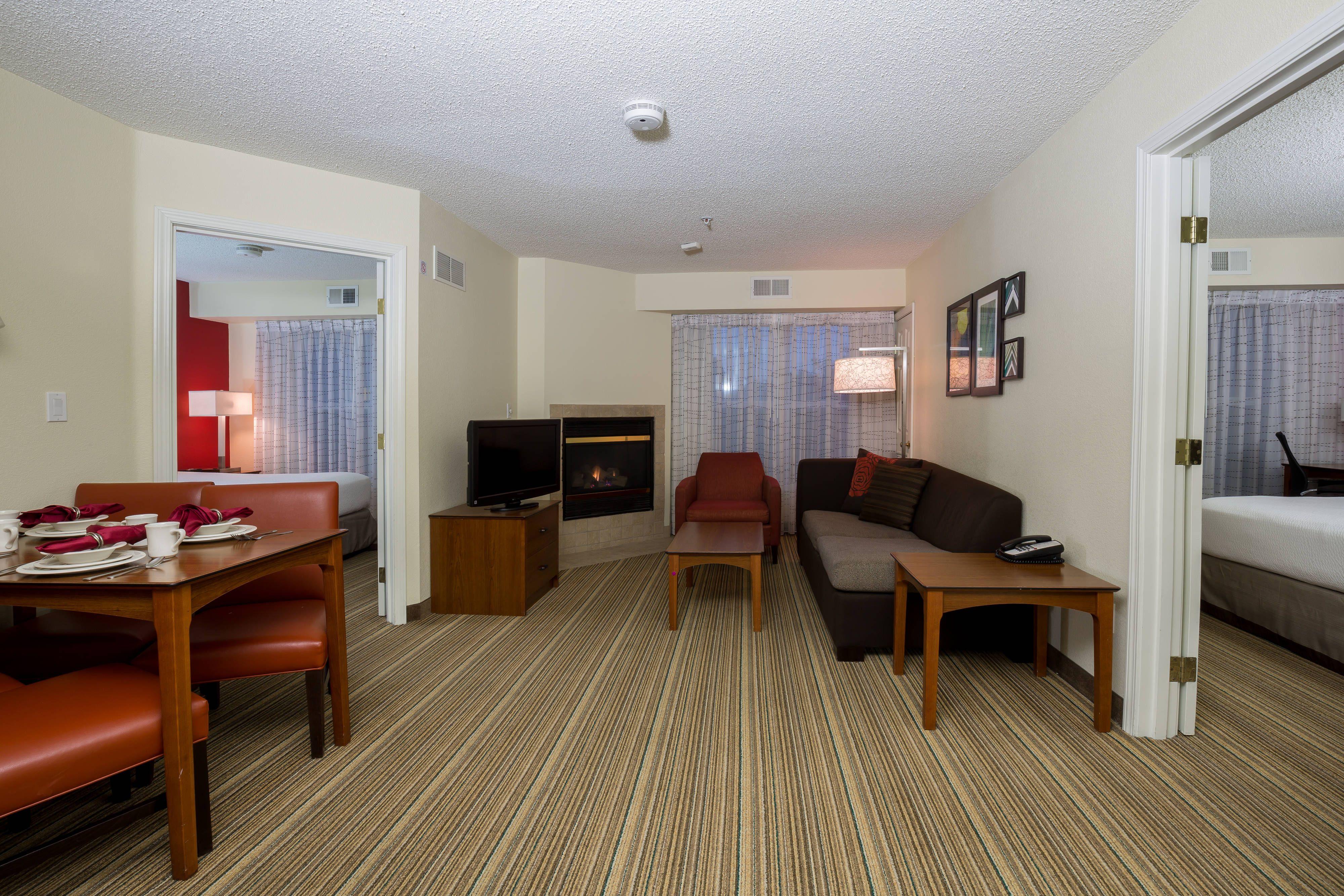Residence Inn El Paso Two-Bedroom Suite #enjoying, #Hotels ...