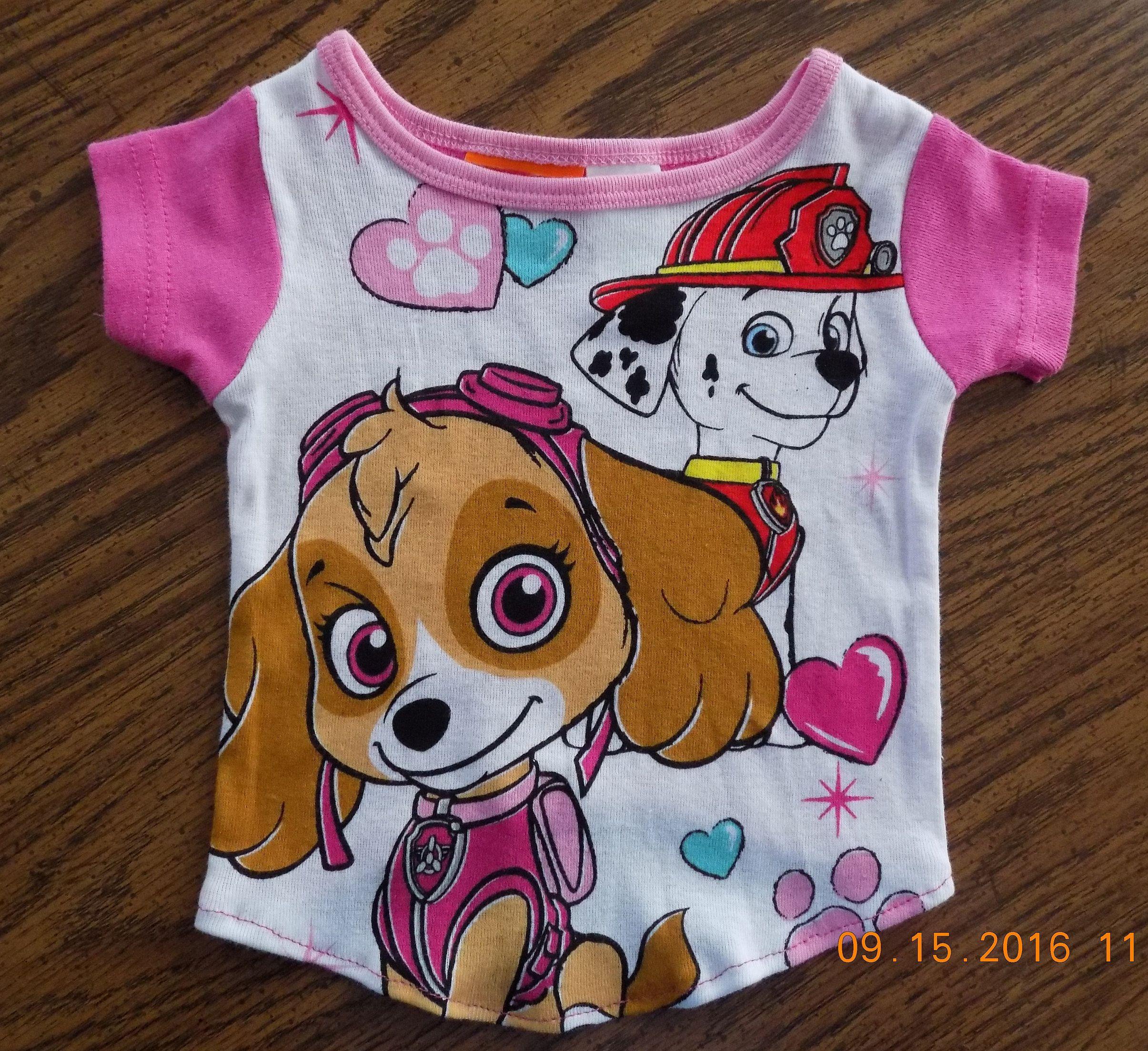 a7c04c0d3bb0 Paw Patrol Shirt//Dog Shirt//Dog Clothing//Shirt for Dogs//Dog Accessories//Cute  Dog Shirts//FREE SHIPPING