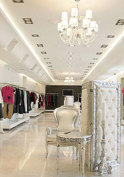 Fashion Boutique Interior Design Boutique Interior Design