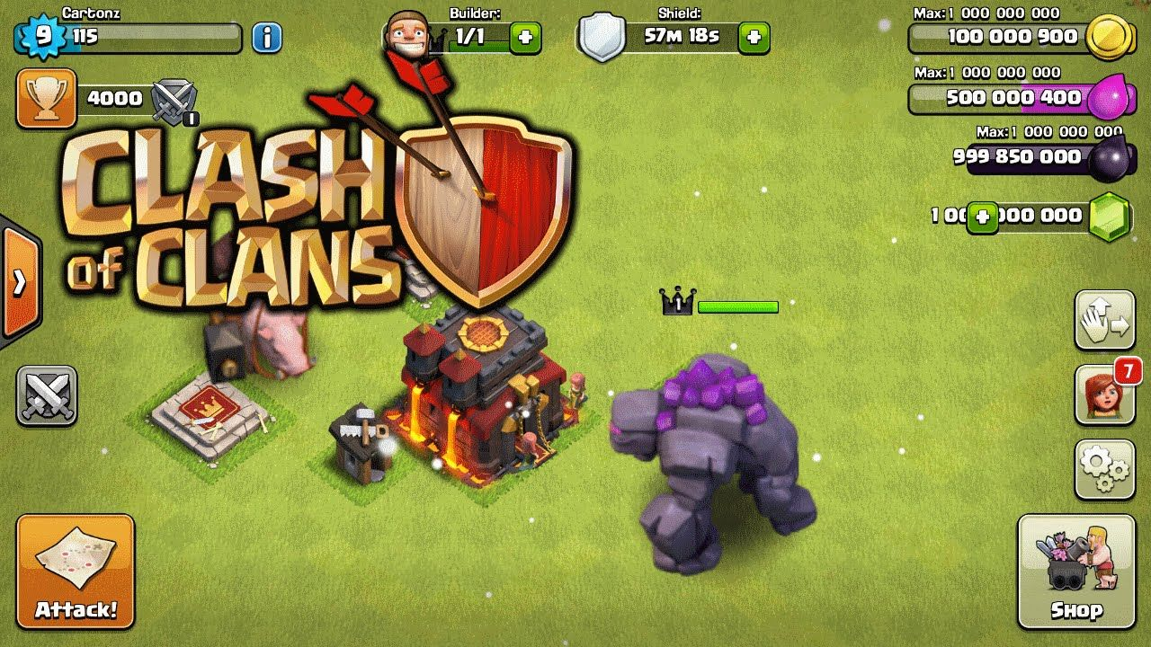 Pin by Audrey Blanton on How I Hack Clash Of Clans Gems | Clash of ... -