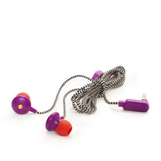 kate spade | signature spade earbuds