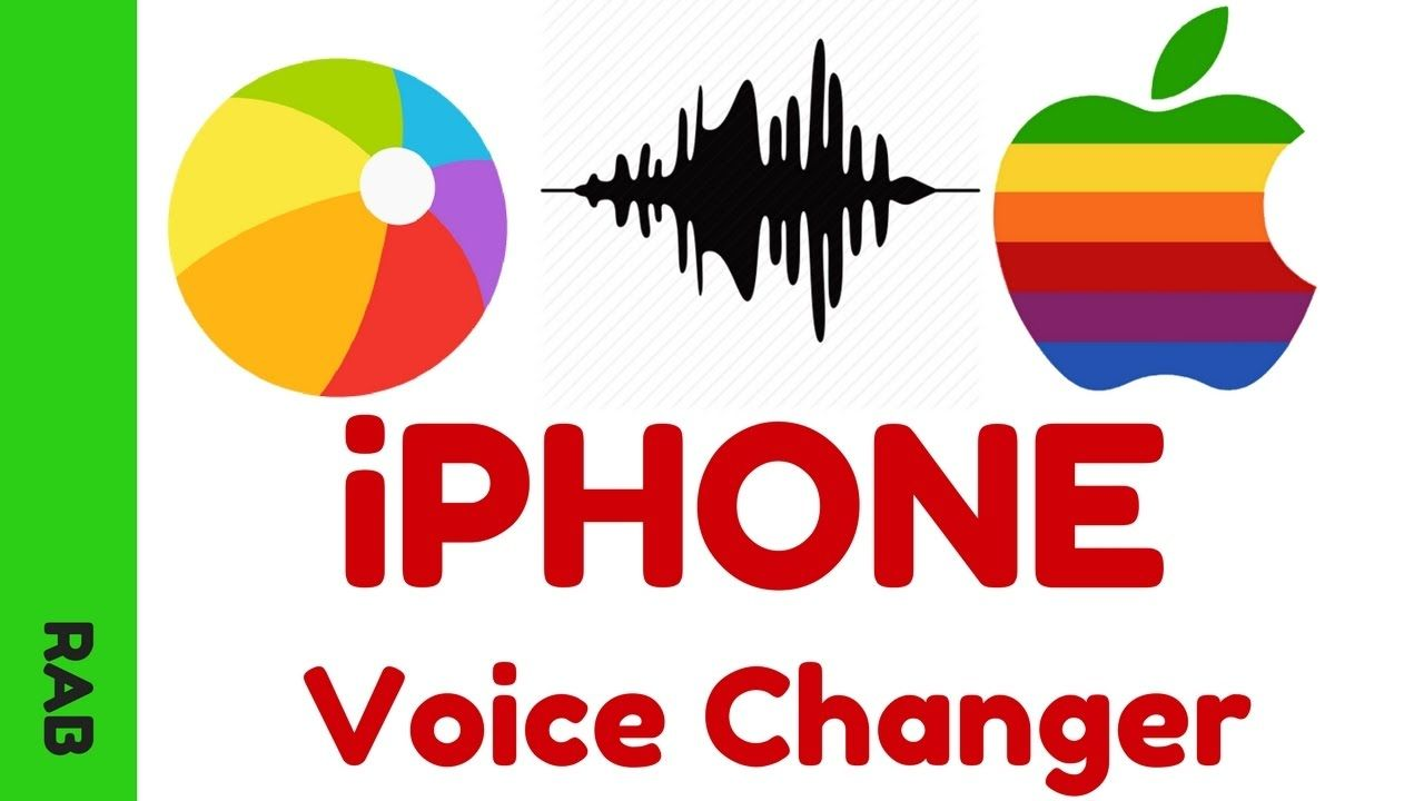 Voice Changer on the Marco Polo App for iPhone