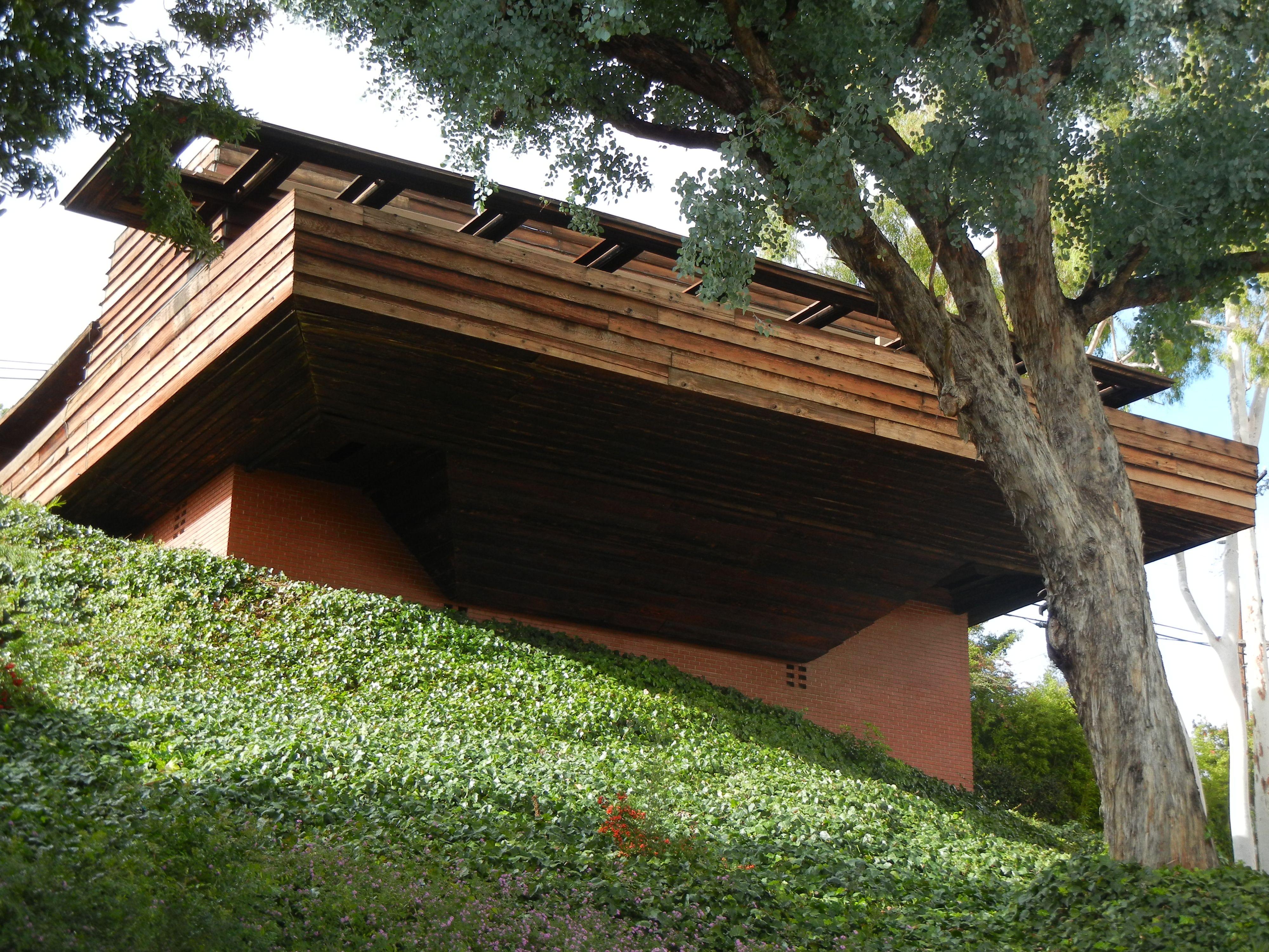 Wright Sturges House Frank Lloyd Wright Frank Lloyd Wright Architecture Usonian Style