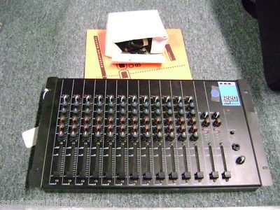 Up For Your Consideration Is This Dod 1220rm 12 Ch Rack Mount