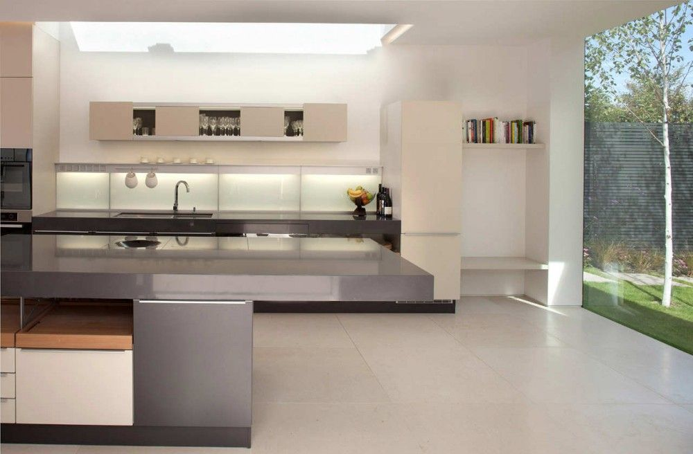 Luxury homes design modern kitchen interior luxury for Luxury modern kitchen