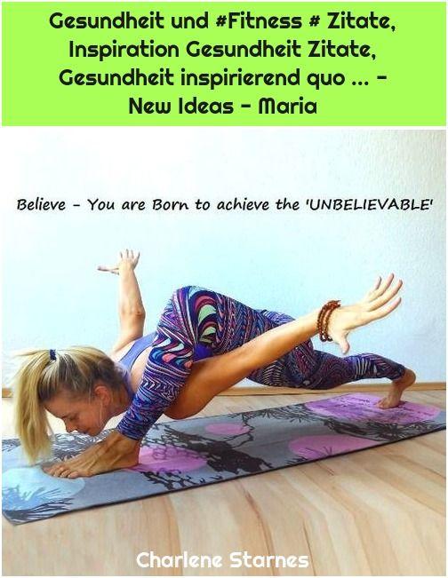 1. Gesundheit und #Fitness # Zitate, Inspiration Gesundheit Zitate, Gesundheit inspirierend quo … –...