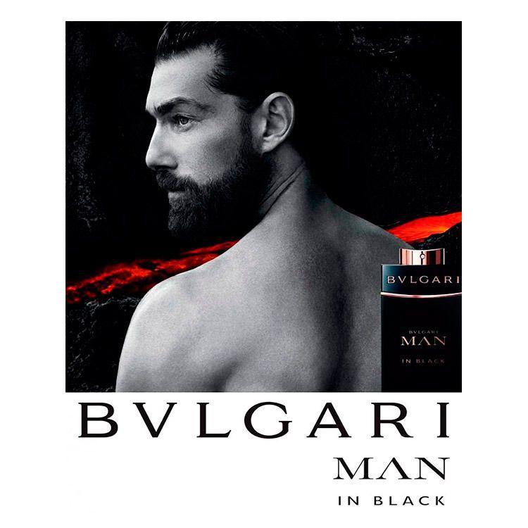 282973e3279 thumb Bvlgari Perfume Masculino Man in Black - Eau de Parfum