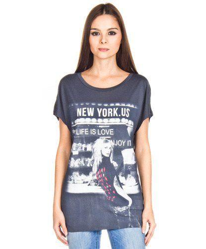 Camisetas Only City Streets Antracita en Nice & Crazy