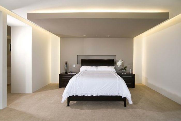 einmalige indirekte beleuchtung -im schlafzimmer | loft convertion ...