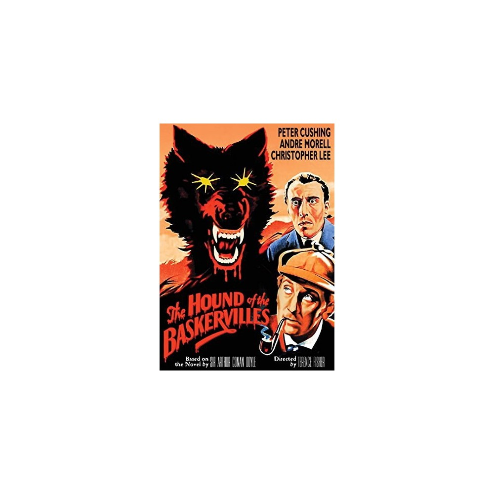 Hound of the Baskervilles (1959) (Dvd)