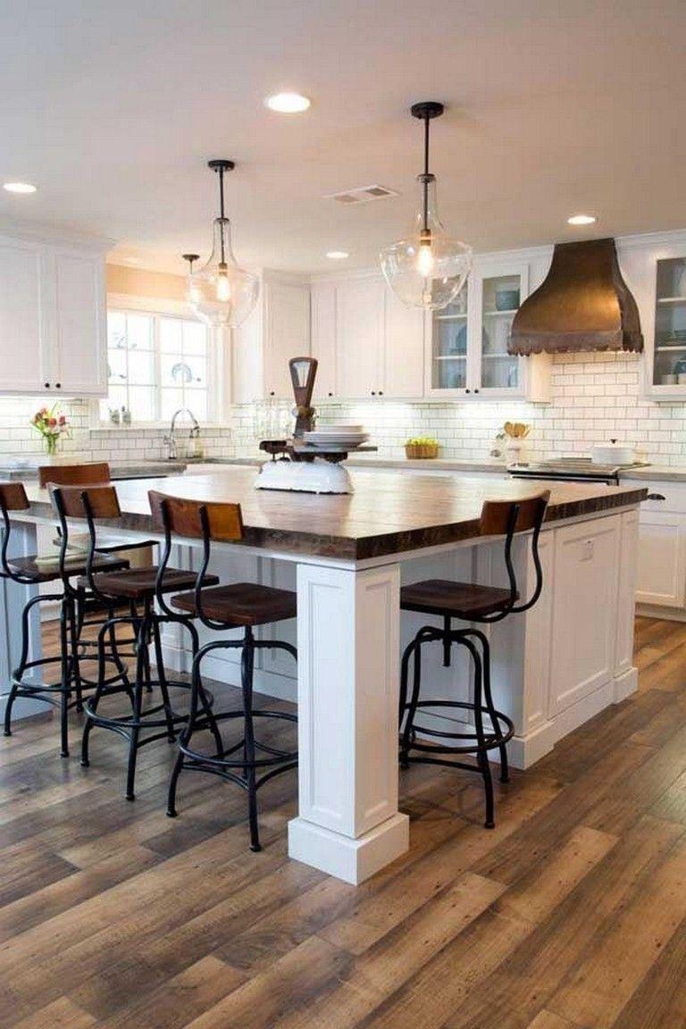 33 Admirable Practical Kitchen Ideas You Will Definitely Like Kitchen Remodel Small Kitchen Remodel Plans Luxury Kitchen Decor