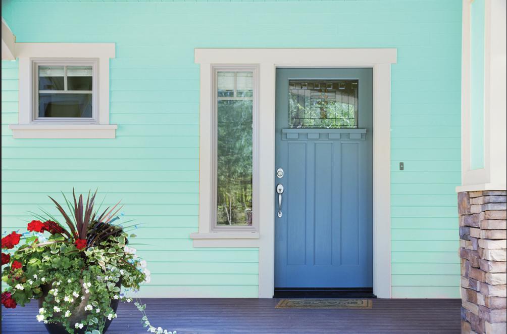 Combinaciones de colores para tu casa de playa. - Decora de ...