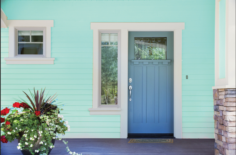 Pinturas para fachadas de casas simple with pinturas para for Pintura para tu casa