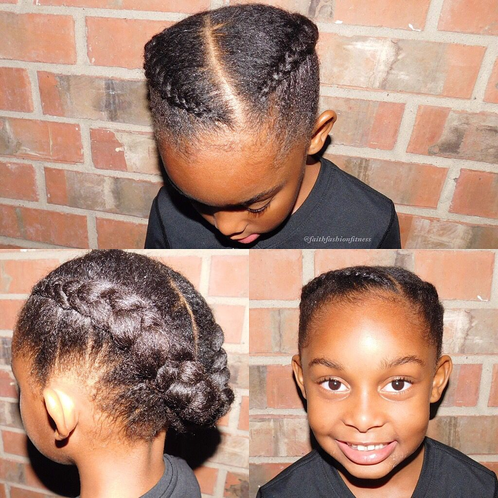 Protective style (With images) | Natural hairstyles for ...