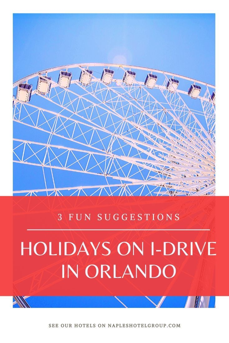 When it comes to the holidays in Orlando, theme parks and