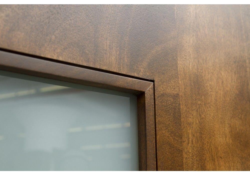 Etiam 4 Horizontal Lite Door With Laminate Glass 1 3 4