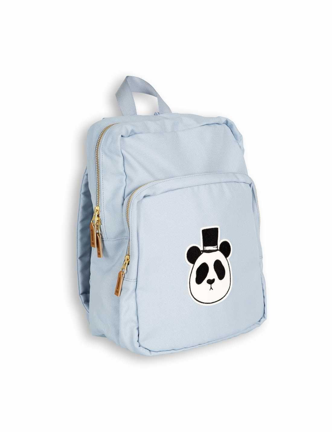 Mini Rodini ryggsäck panda beige