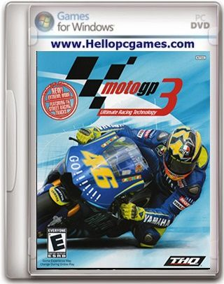MotoGP 3 Ultimate Racing Technology PC Game File Size: 587.72 MB System  Requirements: CPU: 1 GHz or equivalent RAM Memory: 128 MB HDD: 800 MB Works  on windows 7…