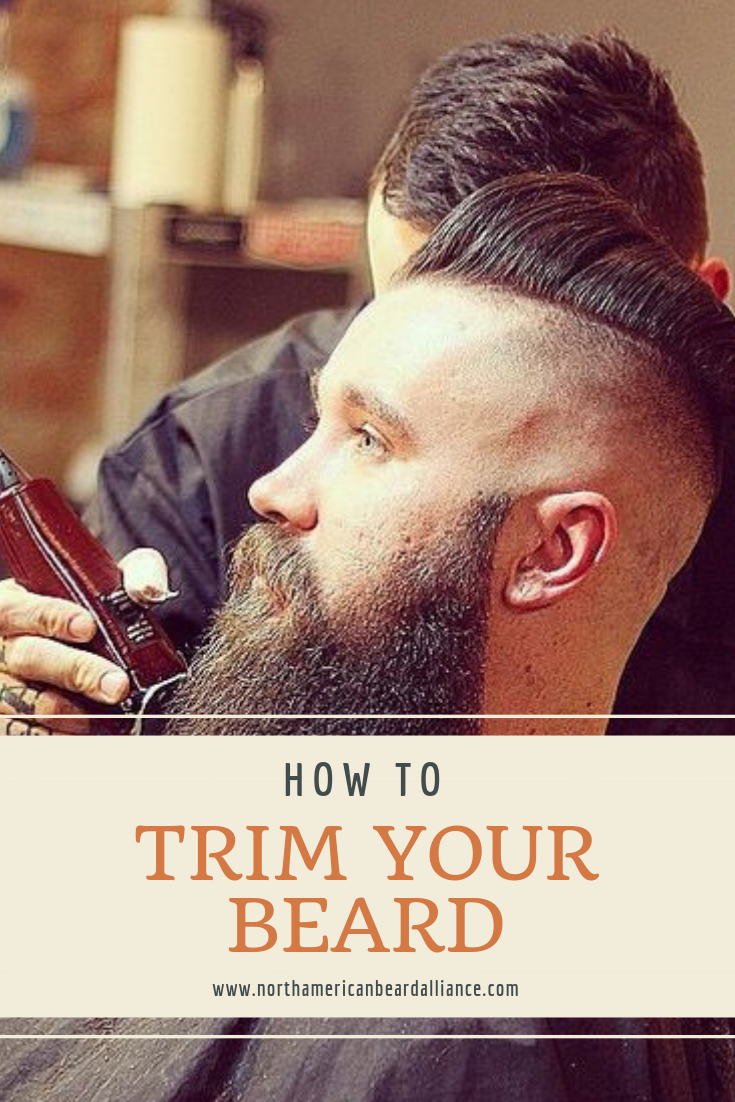 How To Trim Your Beard (Even When You're Growing It Out