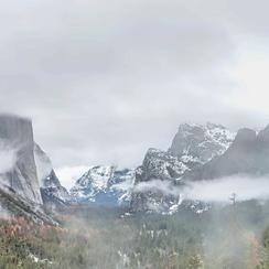 Yosemite Beauty in winter