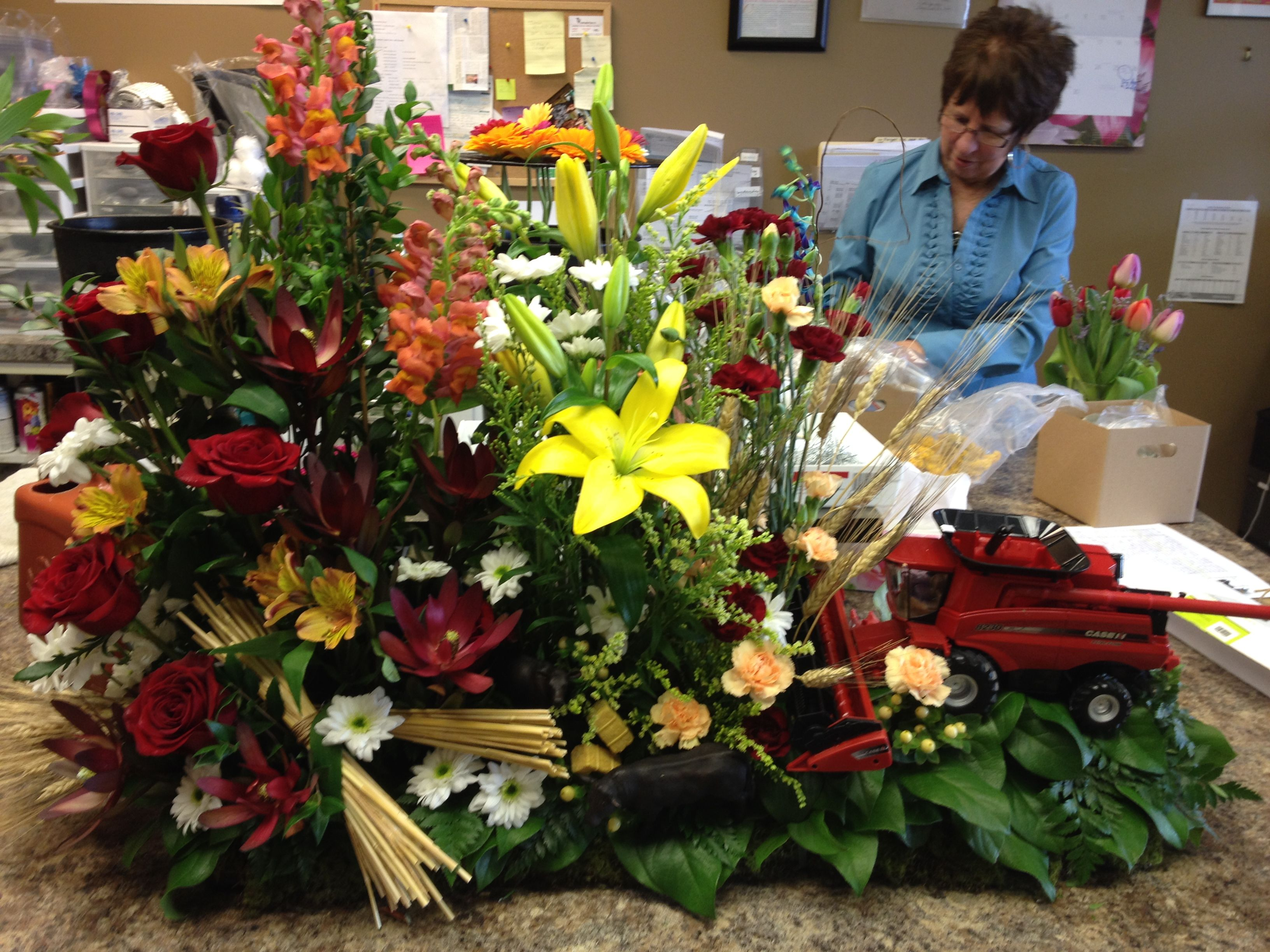 Summerhill Florist Ltd Airdrie Florist Flowers Airdrie