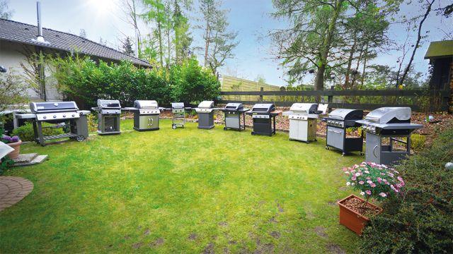 Outdoorküche Garten Test : Der große gasgrill test wer heizt hier so richtig ein grill
