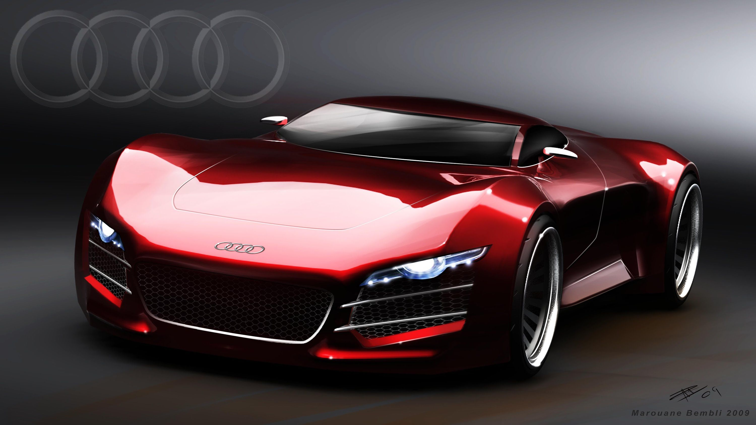 Perfect Typical Job Will Not Get You This New Audi Sports Car Or Nothing Like It.  If You Dream Big Joinshay.