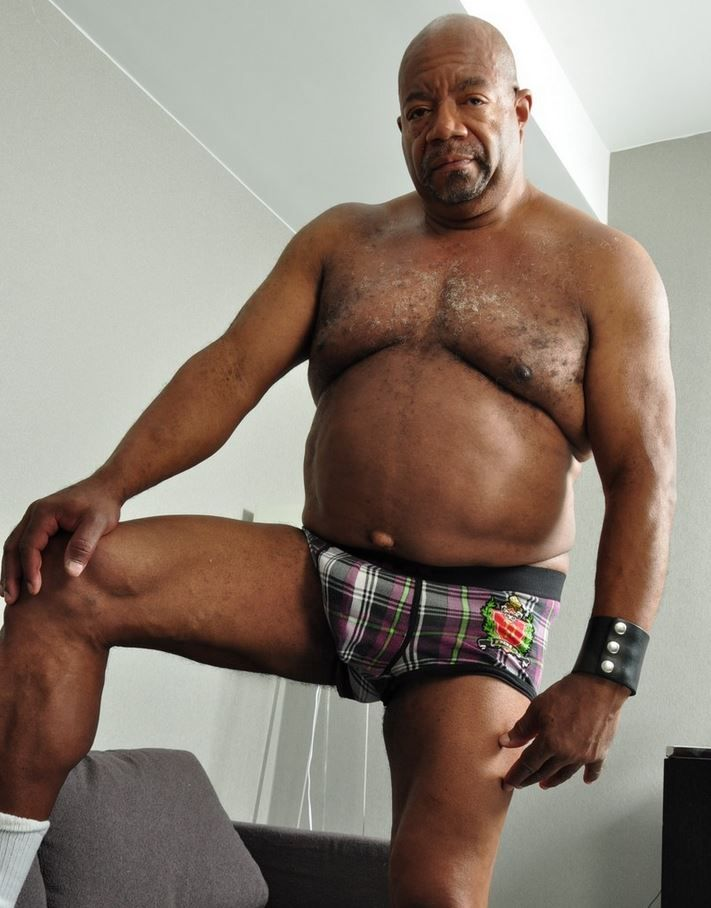 daddy Mature gay black