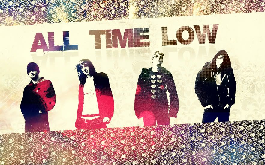 All Time Low Wallpaper Background Theme Desktop ...