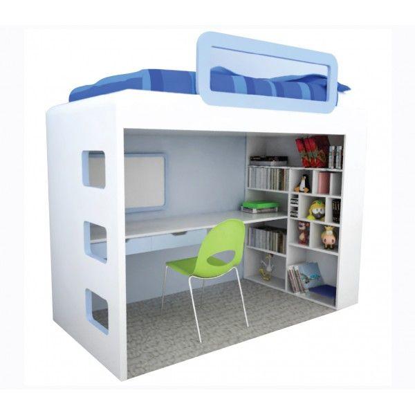 Camarotes escritorios imagui bedroom pinterest - Literas con escritorio abajo ...