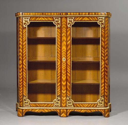 BIBLIOTHEK, Louis XV, AF DELORME (Adrien Faizelot Delorme