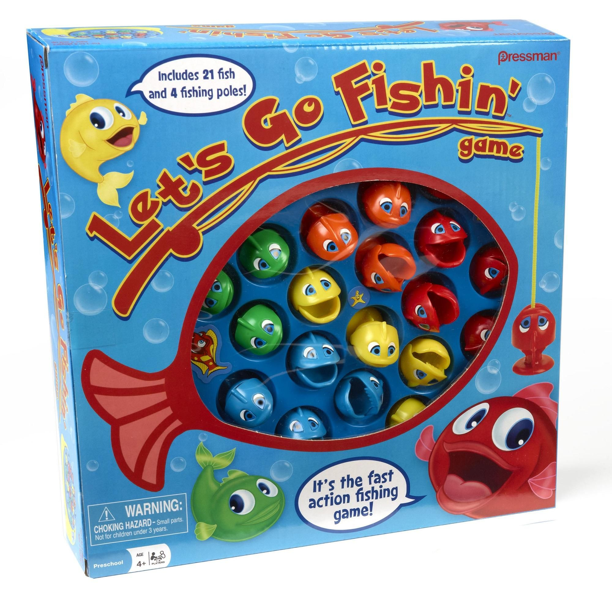 """Option for """"Let's Go Fishin'"""" game, 35s, Week 2, Game"""