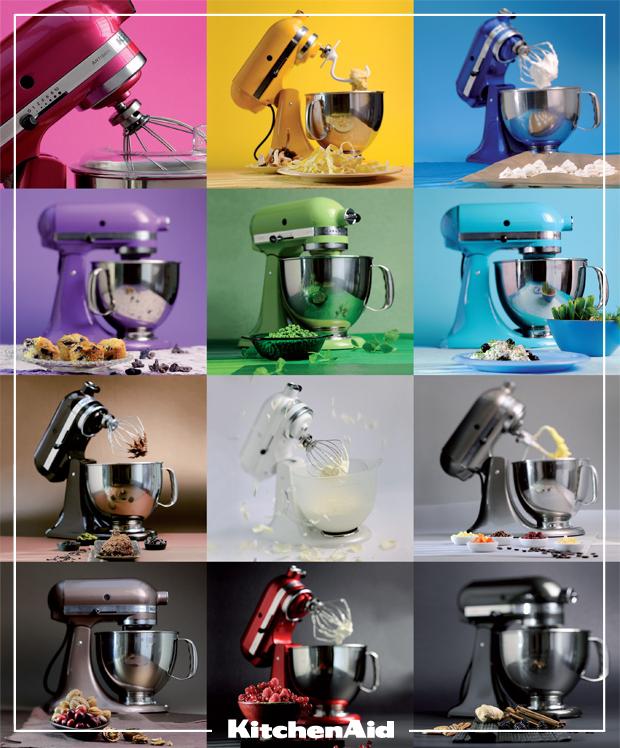 So many colors of Kitchenaid | Available at NETNBUY.COM